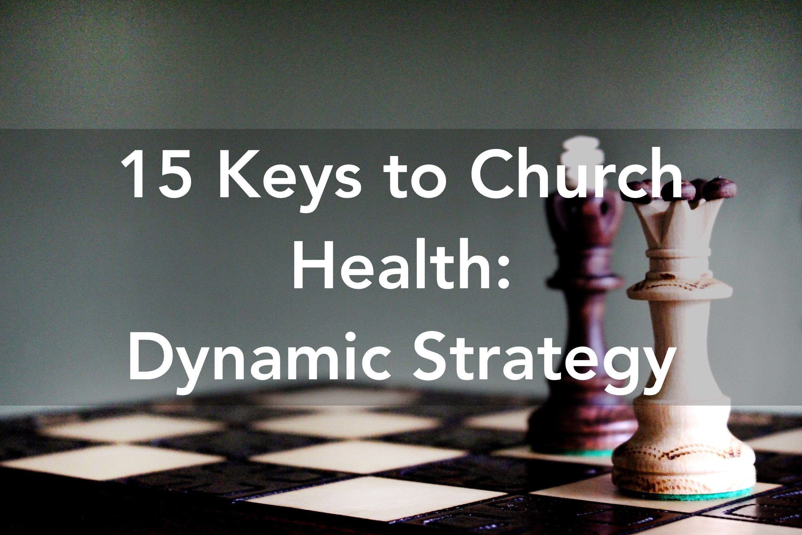 church strategy
