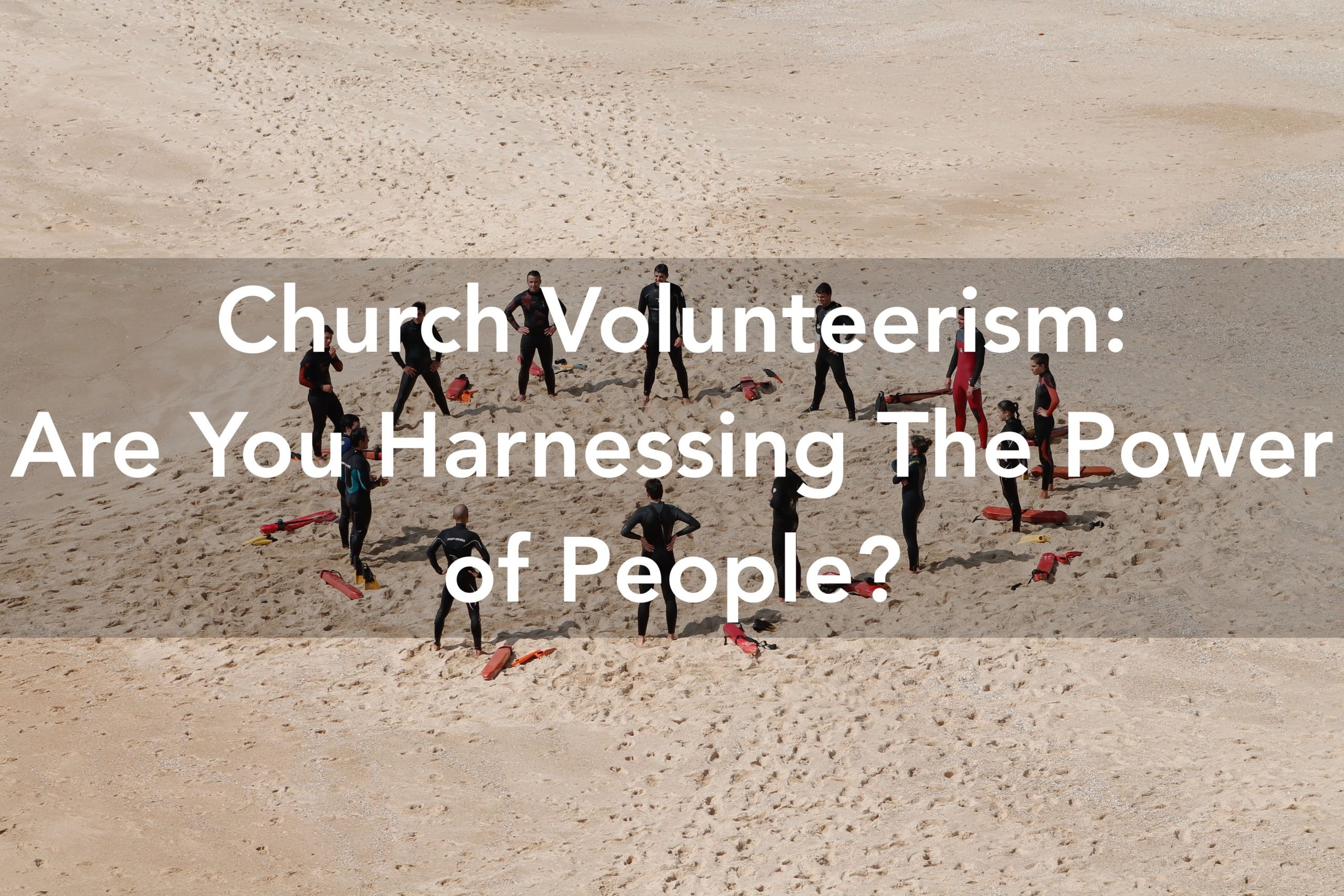 church volunteerism